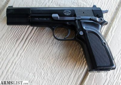 For Sale: FN Browning Hi Power .40S&W