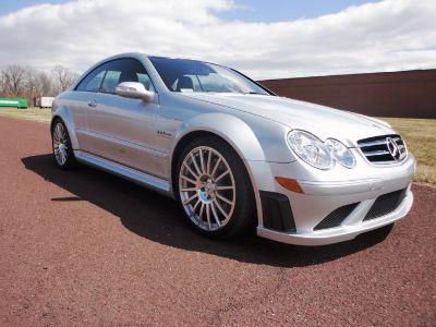 2008 Mercedes-Benz CLK-Class 6.3L AMG Black Series