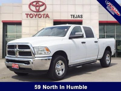 2015 RAM RSX Tradesman (Bright White)