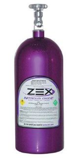 Purchase ZEX 82000 10# Purple Nitrous Bottle & Valve Assembly motorcycle in Suitland, Maryland, US, for US $166.83