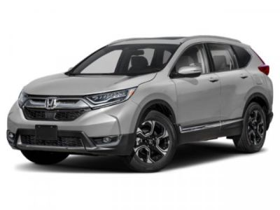 2019 Honda CR-V Touring (Platinum White Pearl)