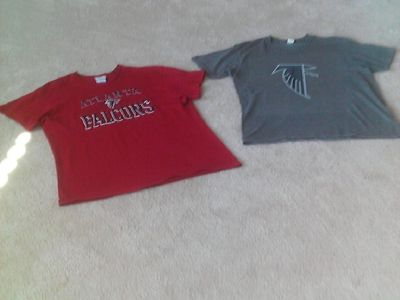 Atlanta Falcons t-shirts (mens, size L)