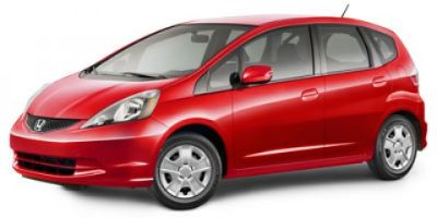 2013 Honda Fit Base (Vortex Blue Pe)