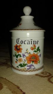Antique Limoges Apothecary