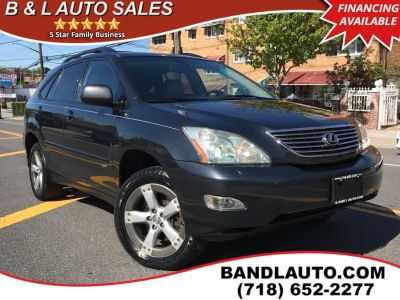 2005 Lexus RX 330 Base (Flint Mica)
