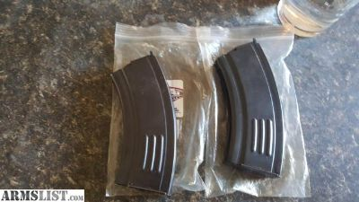 For Sale: Ruger mini-30 20rnd magazines