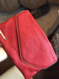 Nine West red purse