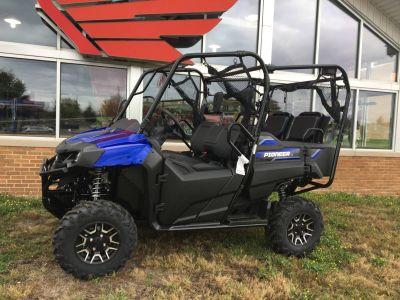 2019 Honda Pioneer 700-4 Deluxe Side x Side Utility Vehicles Lapeer, MI