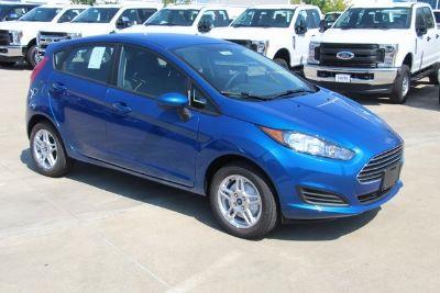 2019 Ford Fiesta SE (Lightning Blue Metallic)