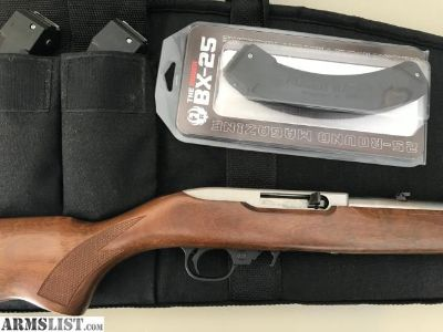 For Sale: Ruger 10-22 with extras