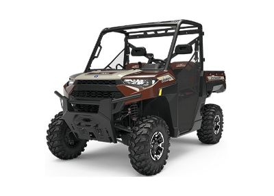 2019 Polaris Ranger XP 1000 EPS 20th Anniversary Limited Edition Side x Side Utility Vehicles Brazoria, TX
