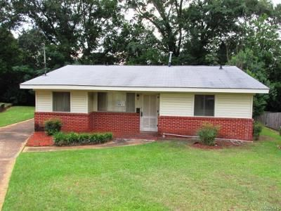 3 Bed 1 Bath Foreclosure Property in Montgomery, AL 36109 - Mimosa Dr