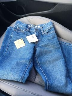 Boys crazy 8 rocker jeans new with tags
