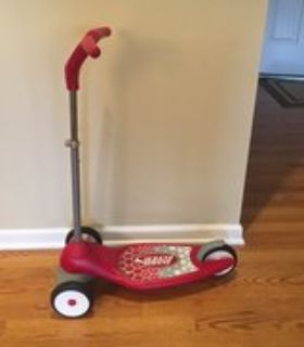 Radio Flyer 3 Wheel Scooter