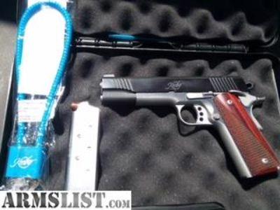 For Sale: BRAND NEW- Kimber Custom 2