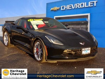 2017 Chevrolet Corvette Grand Sport (black)