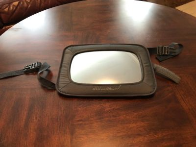 Eddie Bauer Car Baby Mirror