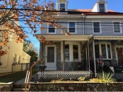 3 Bed 1 Bath Foreclosure Property in Bristol, PA 19007 - Pine St