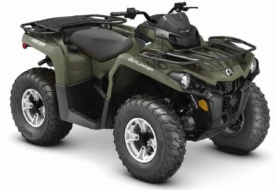 2019 Can-Am Outlander DPS 570 Utility ATVs Eugene, OR