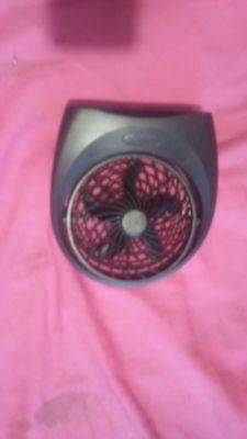 Portable o2cool fan