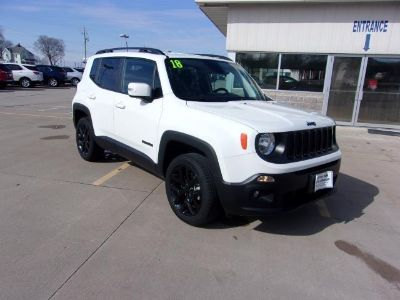 2018 Jeep Renegade ALTITUDE 4X4 (Alpine White)