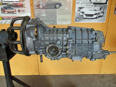 Porsche Type 915 Transmission Rebuilt 5 Speed