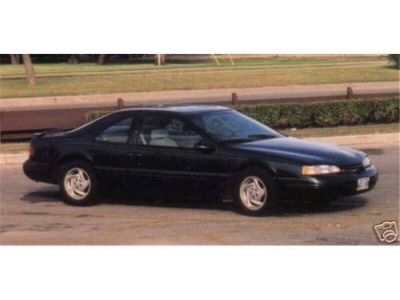 1997 Ford Thunderbird LX (Blue)