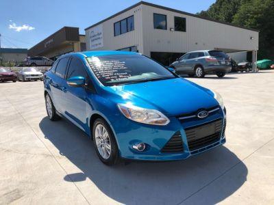 2013 Ford Focus SE (Blue)