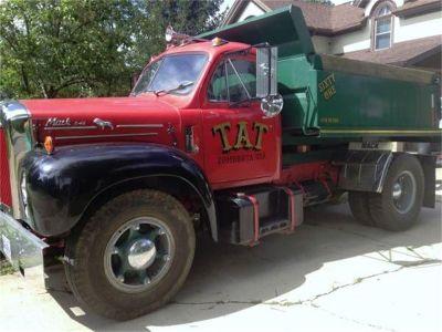 1961 Mack Truck