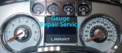 Buy REPAIR SERVICE 2008 - 2015 Ford F150 F250 F350 Gauge Cluster Speedometer motorcycle in Racine, Wisconsin, United States, for US $149.99