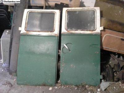 Bus Cargo Doors 1964 1965 1966 1967