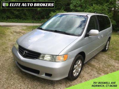 2004 Honda Odyssey EX-L (Starlight Silver Metallic)