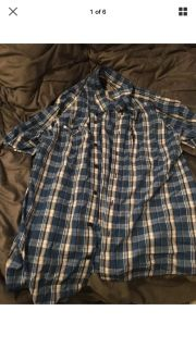 The North Face Short Sleeve Button Down