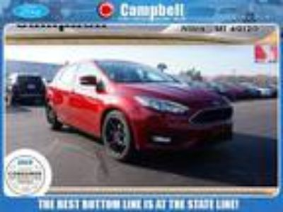 2016 Ford Focus, new