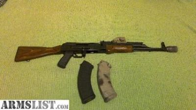 For Sale: AK47,SKS,AR15