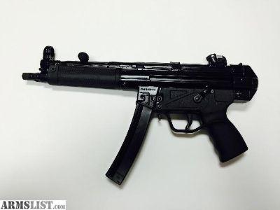 For Sale: Zenith Z-5RS (roller lock pistol)