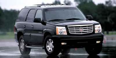 2003 Cadillac Escalade Base (White Diamond)