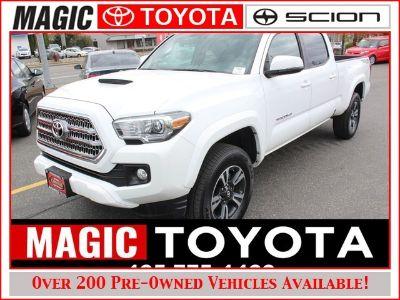2016 Toyota Tacoma 4WD