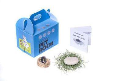 Presents for Boy friends PET ROCKS (Original Pet Shop Style) Gag Gift