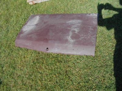 Buy 1969 chevy chevelle deck lid motorcycle in Cache, Oklahoma, United States