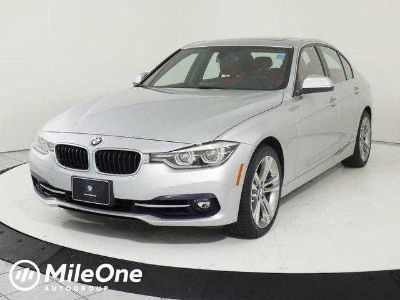 Used 2016 BMW 3 Series 4dr Sdn RWD