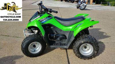 2014 Kawasaki KFX 90 Sport ATVs Tarentum, PA