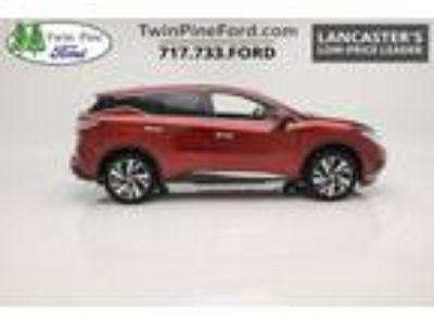 Used 2015 NISSAN Murano For Sale