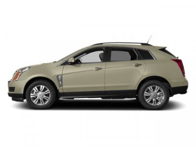 2013 Cadillac SRX Base (Silver Coast Metallic)