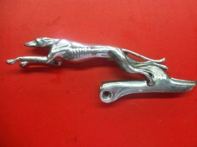 Sell 1935 Ford Passenger Car Greyhound Hood Ornament Hot Rod Vintage motorcycle in Cleveland, Ohio, United States, for US $150.00