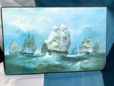 Wall Art Sailing Ships