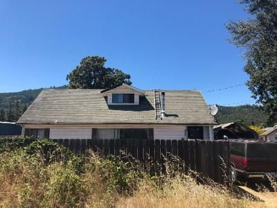 2 Bed 1 Bath Preforeclosure Property in Riddle, OR 97469 - E 6th Ave