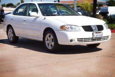 2004 Nissan Sentra 1.8S (Cloud White)