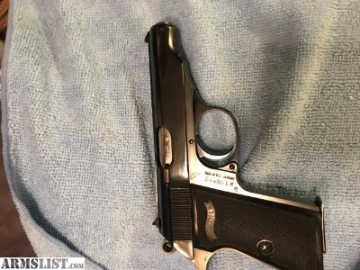 For Sale/Trade: Walther pp .22