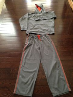 Lands End Hoodie and Pants Boys XL